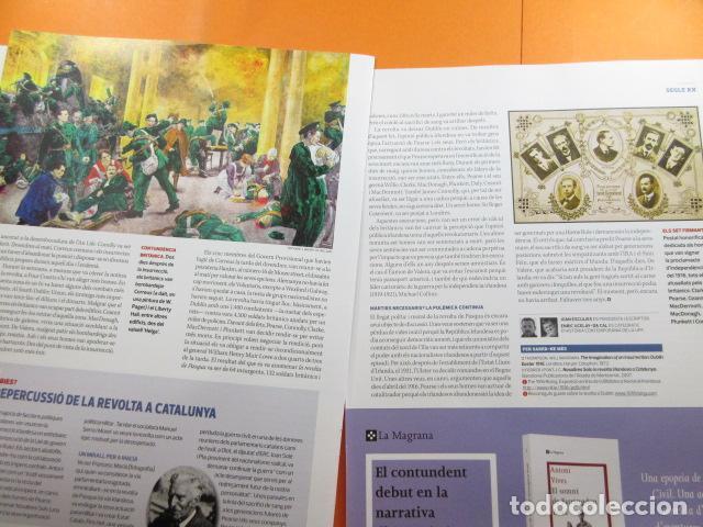 Militaria: ARTICULO 2010 - SACRIFICIO SANGRE IRLANDES 1916 REVUELTA DE PASCUA - 6 PAGINAS - Foto 3 - 139530742