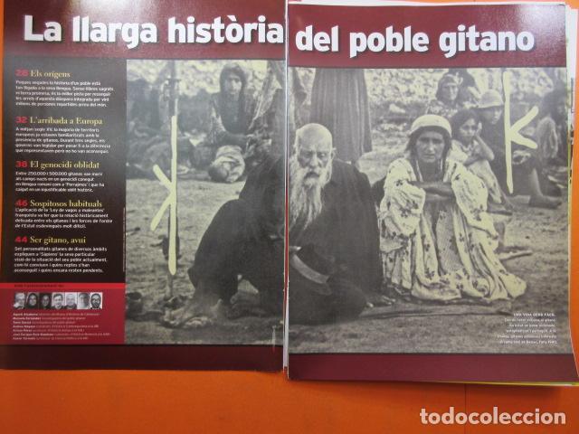 ARTICULO 2010 - HISTORIA DEL PUEBLO GITANO INCREIBLES FOTOS GENOCIDIO 2ª GUERRA MUNDIAL - 26 PAGINAS (Militar - Revistas y Periódicos Militares)