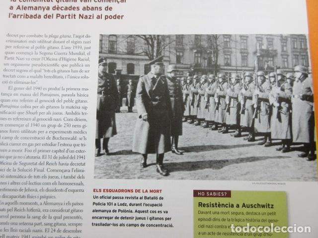 Militaria: ARTICULO 2010 - HISTORIA DEL PUEBLO GITANO INCREIBLES FOTOS GENOCIDIO 2ª GUERRA MUNDIAL - 26 PAGINAS - Foto 2 - 139531418