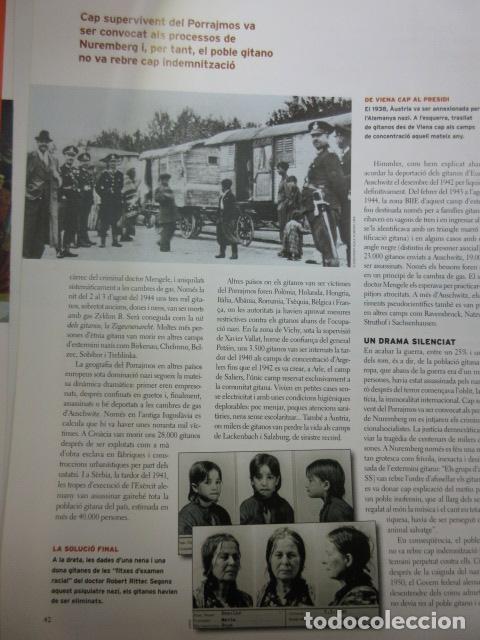 Militaria: ARTICULO 2010 - HISTORIA DEL PUEBLO GITANO INCREIBLES FOTOS GENOCIDIO 2ª GUERRA MUNDIAL - 26 PAGINAS - Foto 4 - 139531418