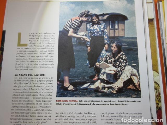 Militaria: ARTICULO 2010 - HISTORIA DEL PUEBLO GITANO INCREIBLES FOTOS GENOCIDIO 2ª GUERRA MUNDIAL - 26 PAGINAS - Foto 5 - 139531418
