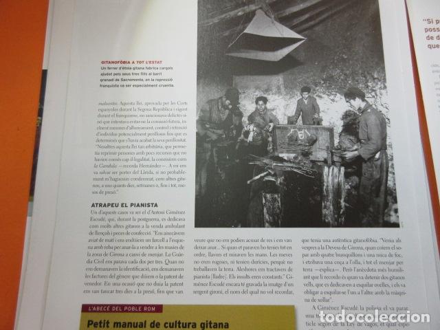 Militaria: ARTICULO 2010 - HISTORIA DEL PUEBLO GITANO INCREIBLES FOTOS GENOCIDIO 2ª GUERRA MUNDIAL - 26 PAGINAS - Foto 7 - 139531418