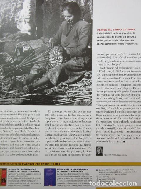 Militaria: ARTICULO 2010 - HISTORIA DEL PUEBLO GITANO INCREIBLES FOTOS GENOCIDIO 2ª GUERRA MUNDIAL - 26 PAGINAS - Foto 9 - 139531418