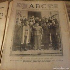 Militaria: ABC 28 DE DICIEMBRE DE 1937, SEVILLA,26 PAGINAS, BILBAO,FRENTE POPULAR DE ANDORRA,ETC..... Lote 139940262