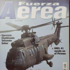 Militaria: LOTE DE 10 NÚMEROS DE LA REVISTA FUERZA AÉREA Nº 60 A 69. Lote 140011498