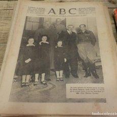 Militaria: ABC 15 DE MARZO DE 1938, SEVILLA,22 PAGINAS,QUEIPO DE LLANO,PEMAN,ALCAÑIZ,MOTRIL, ETC... Lote 140290890