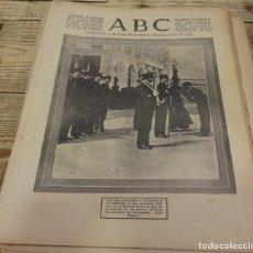 Militaria: ABC 25 DE MARZO DE 1938, SEVILLA,18 PAGINAS,SAN FERNANDO,CADIZ,FRENTE DE ARAGON, ETC... Lote 140291362