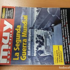 Militaria: REVISTA MUY INTERESANTE. ESPECIAL II GUERRA MUNDIAL. Lote 141060126