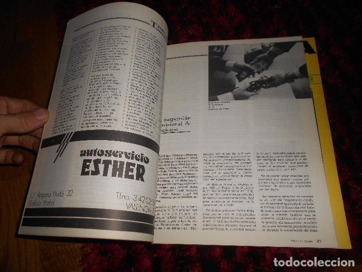 Militaria: REVISTA POLICÍA DEL ESTADO Nº 00 Y 01 POLICÍA ESPAÑOLA AÑO 1983 RARAS - Foto 4 - 142997382