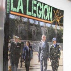 Militaria: LA LEGION LA REVISTA DE LOS TERCIOS Y APOYOS - Nº 533 4-2015. Lote 143845178