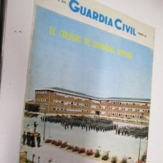 Militaria: GUARDIA CIVIL REVISTA Nº 369 ENERO 1975. Lote 144798290