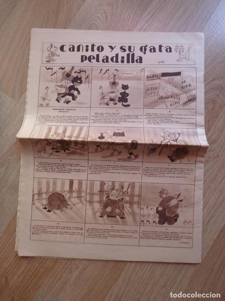 Militaria: (JX-181267)Tres revistas Crónica , Guerra Civil , Agosto , Septiembre 1936 . - Foto 14 - 145113590