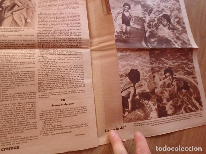 Militaria: (JX-181267)Tres revistas Crónica , Guerra Civil , Agosto , Septiembre 1936 . - Foto 18 - 145113590