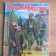 Militaria: REVISTA DE HISTORIA MILITAR. BATALLA DEL JARAMA.. Lote 145143970