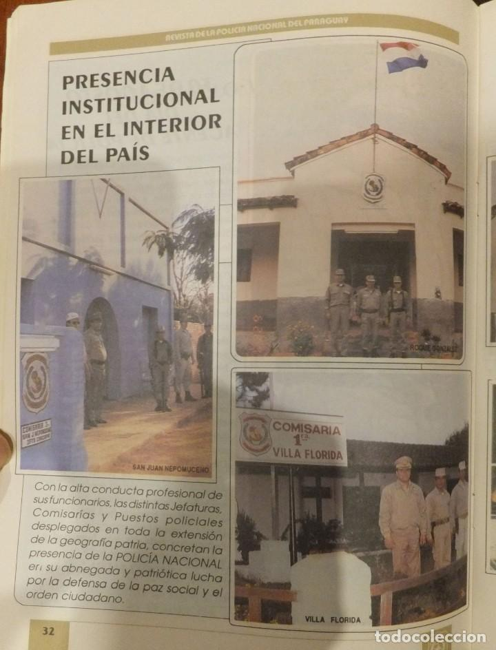 Militaria: PARAGUAY - REVISTA DE LA POLICIA NACIONAL - Foto 2 - 145377806