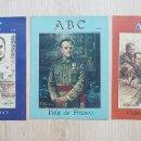 Militaria: SUPLEMENTO ABC - VIDA DE FRANCO. LOTE 3 NUM. Lote 146722866