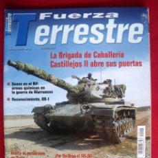 Militaria: REVISTA FUERZA TERRESTRE. Lote 147083358