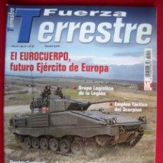 Militaria - revista fuerza terrestre - 147083670