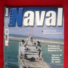Militaria: REVISTA FUERZA NAVAL. Lote 147085002