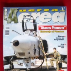 Militaria: REVISTA FUERZA AÉREA AVIACIÓN. Lote 147085394