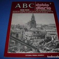 Militaria: ABC. DOBLE DIARIO DE LA GUERRA CIVIL. FASCICULO. 7. Lote 147098402