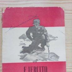 Militaria: REVISTA EJERCITO - NUMERO 254 - MARZO 1961. Lote 147187174