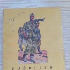 Militaria: REVISTA EJERCITO - NUMERO 255 - ABRIL 1961. Lote 147187230