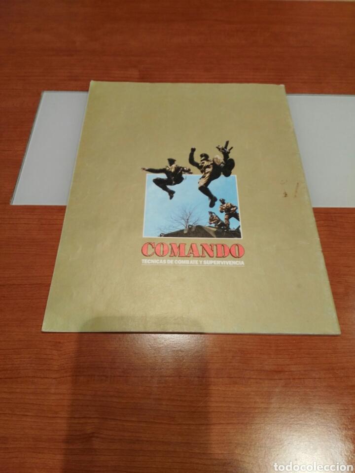 Militaria: Lote 5 revistas Comando. - Foto 3 - 147330152