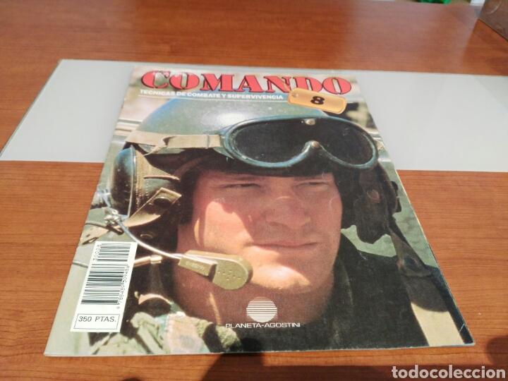 Militaria: Lote 5 revistas Comando. - Foto 4 - 147330152