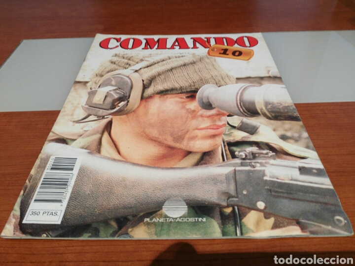 Militaria: Lote 5 revistas Comando. - Foto 5 - 147330152