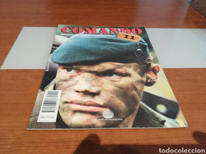 Militaria: Lote 5 revistas Comando. - Foto 6 - 147330152