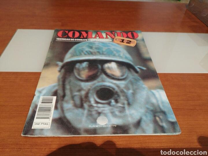 Militaria: Lote 5 revistas Comando. - Foto 7 - 147330152