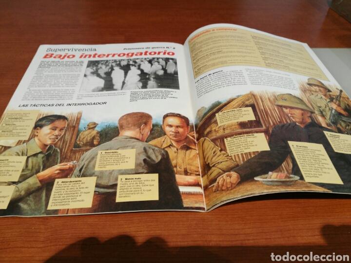 Militaria: Lote 5 revistas Comando. - Foto 10 - 147330152