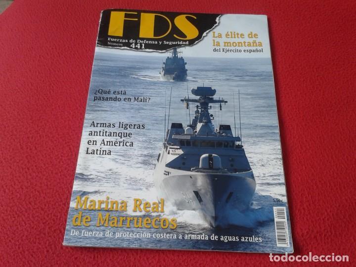 REVISTA MAGAZINE MILITAR FDS FUERZAS DE DEFENSA Y SEGURIDAD, EJÉRCITO ARMY... ETC Nº 441 ENERO 2015 (Militar - Revistas y Periódicos Militares)