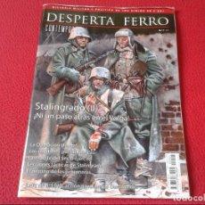Militaria: REVISTA MAGAZINE DESPERTA FERRO Nº 7 HISTORIA MILITAR Y POLÍTICA DE LOS SIGLOS XX Y XXI STANLINGRADO. Lote 147605258