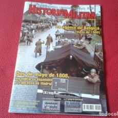 Militaria: REVISTA MAGAZINE ESPAÑOLA DE HISTORIA MILITAR ARMY EJÉRCITO SOLDADOS GUERRA WAR Nº 94 BÉLGICA....ETC. Lote 147612426