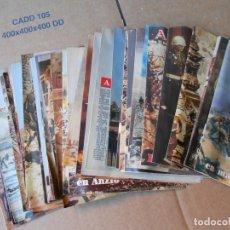 Militaria: LOTE DE 47 FASCICULOS ABC SEGUNDA GUERRA MUNDIAL. Lote 149686466