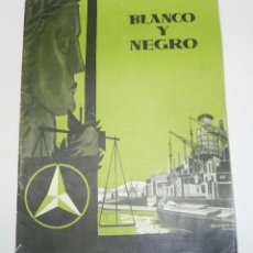 Militaria: BLANCO Y NEGRO (PLENA GUERRA CIVIL EN EL MADRID ROJO), Nº 7, JULIO DE 1938 REVISTA QUINCENAL ILUSTRA. Lote 151205626