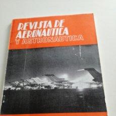 Militaria: REVISTA DE AERONAUTICA Y ASTRONAUTICA - Nº 300 - NOV 1965 // PALOMA MENSAJERA EN GUERRA COLOMBOFILIA. Lote 151599530