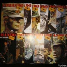 Militaria: COMANDO. TÉCNICAS DE COMBATE Y SUPERVIVENCIA. Lote 151612078