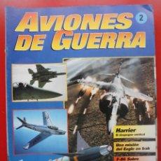 Militaria: AVIONES DE GUERRA PLANETA AGOSTINI. FASCÍCULO Nº 2. Lote 151641634
