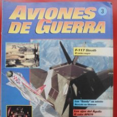 Militaria: AVIONES DE GUERRA PLANETA AGOSTINI. FASCÍCULO Nº 3. Lote 151641870