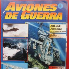 Militaria: AVIONES DE GUERRA PLANETA AGOSTINI. FASCÍCULO Nº 6. Lote 151642786