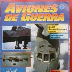 Militaria: AVIONES DE GUERRA PLANETA AGOSTINI. FASCÍCULO Nº 7. Lote 151642958