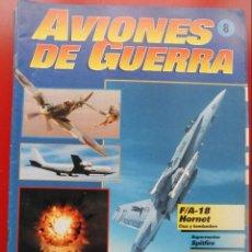 Militaria: AVIONES DE GUERRA PLANETA AGOSTINI. FASCÍCULO Nº 8. Lote 151643226