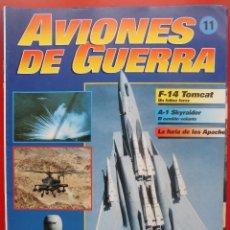 Militaria: AVIONES DE GUERRA PLANETA AGOSTINI. FASCÍCULO Nº 11. Lote 151645590