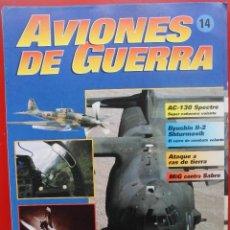 Militaria: AVIONES DE GUERRA PLANETA AGOSTINI. FASCÍCULO Nº 14. Lote 151646526