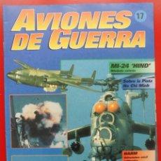 Militaria: AVIONES DE GUERRA PLANETA AGOSTINI. FASCÍCULO Nº 17. Lote 151700942