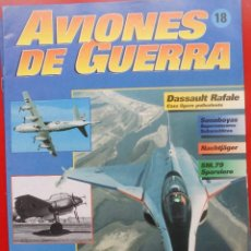 Militaria: AVIONES DE GUERRA PLANETA AGOSTINI. FASCÍCULO Nº 18. Lote 151701146