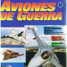 Militaria: AVIONES DE GUERRA PLANETA AGOSTINI. FASCÍCULO Nº 22. Lote 151702182